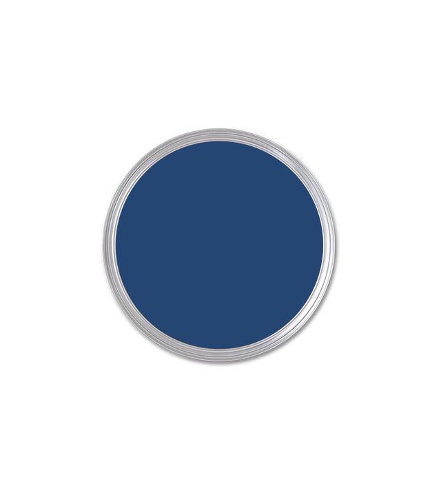 Behr Navy Blue Satin Enamel Interior Paint