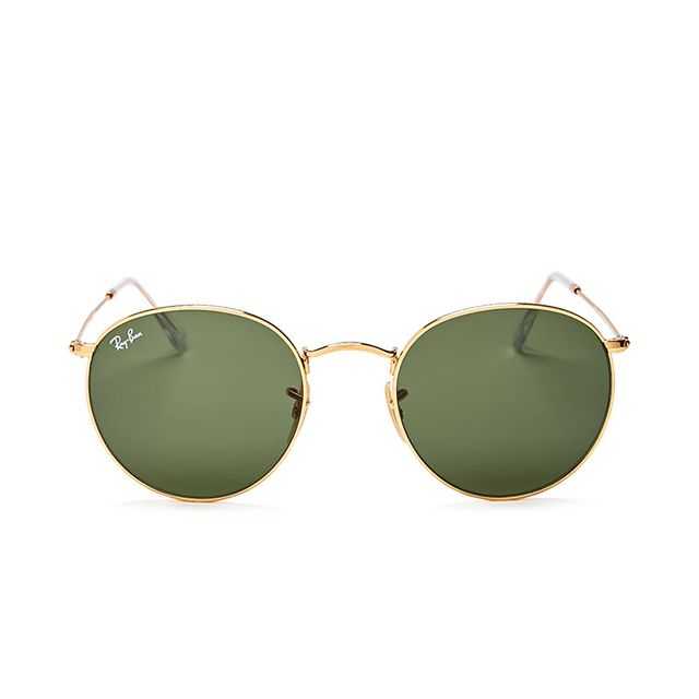 Ray-Ban Round Sunglasses, 53mm