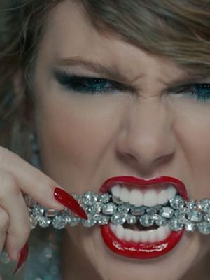 Taylor Swift Just Teased a New Music Video, and Her Makeup Looks Incredible