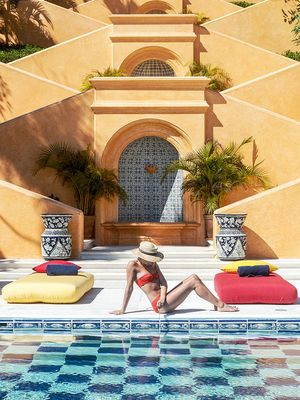 Wheels Up: 8 Hotel Pools That Will Make Summer Last a Little Longer