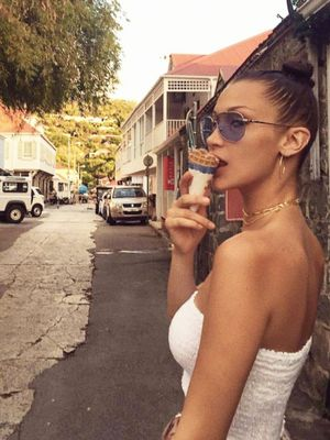 I Ate Like Bella Hadid for 7 Days—This Is What Happened