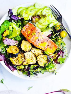 7 Healthy Dinners Fit People Always Eat