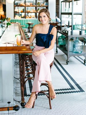 Fashion Blogger Gal Meets Glam Shares Her Chic Charleston Style