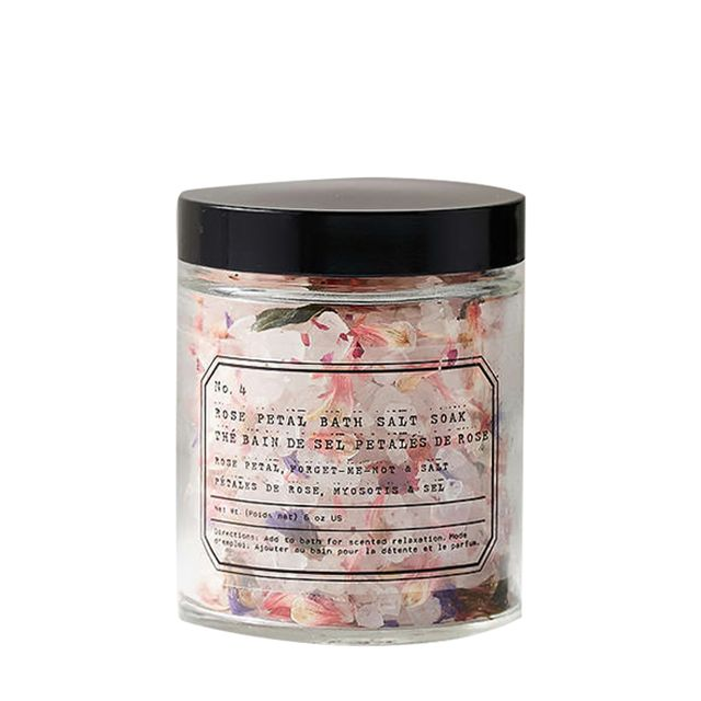 Rose Petal Bath Salt Soak - Assorted One Size at Urban Outfitters