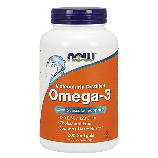 Omega-3 by NOW