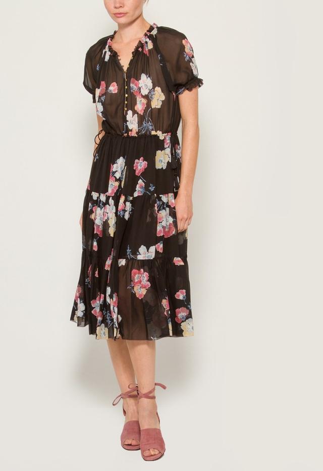 Floral Ulla Johnson Dress