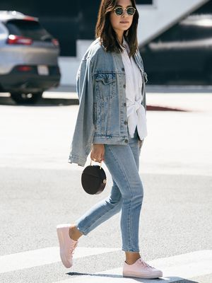 This Is What Fashion Girls Wear to Survive the Workweek