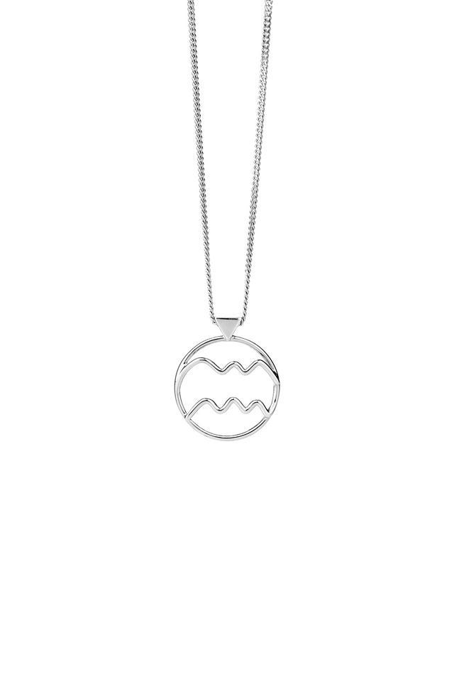 Karen Walker Aquarius Necklace
