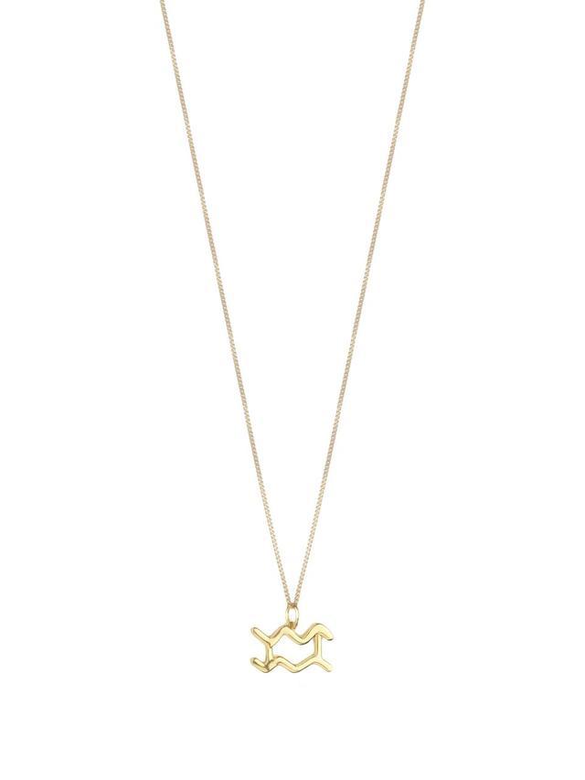 Chloé Aquarius Necklace