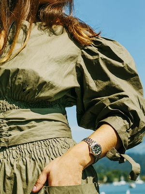 We've Just Worked Out Where Fashion Girls Buy Their Forever Watches