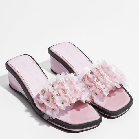 Brenda Patent Pink