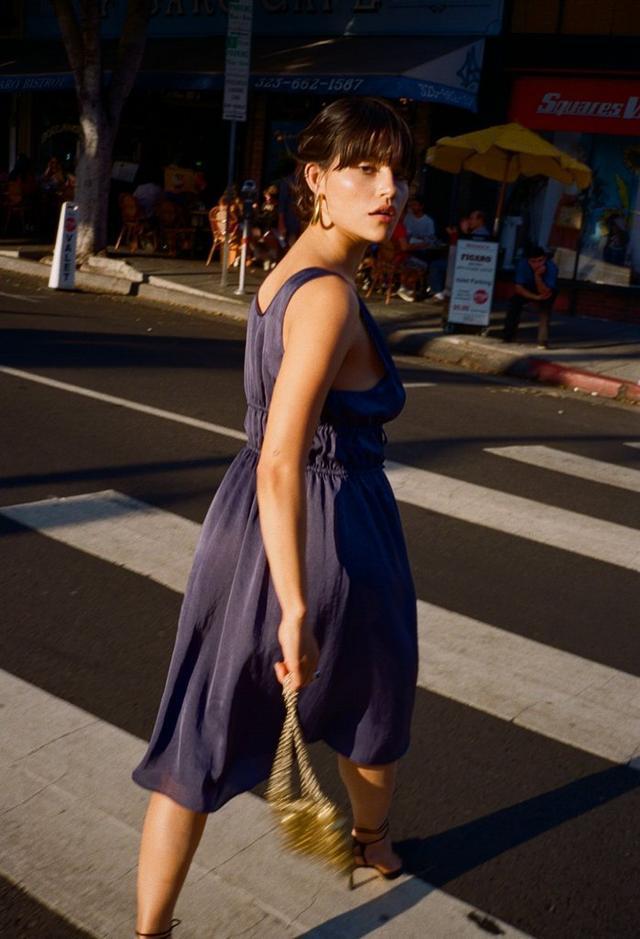 Ciao Lucia! Carolina Dress