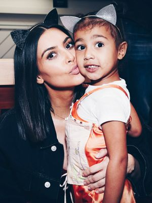 North West Just Made Her Magazine Cover Debut at Age 4