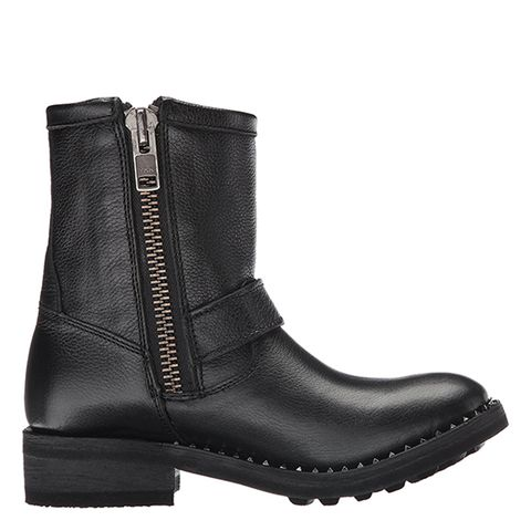 Soho Motorcycle Boot