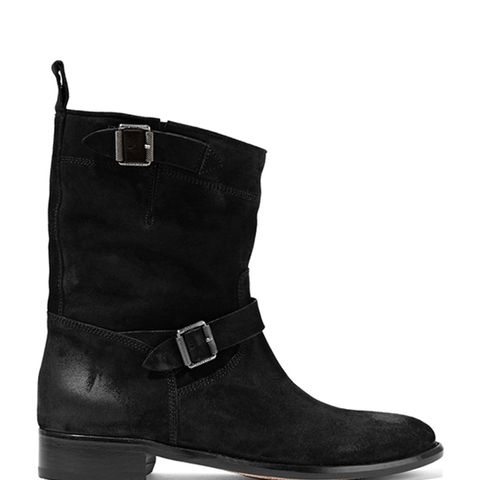 Bedford Suede Boots
