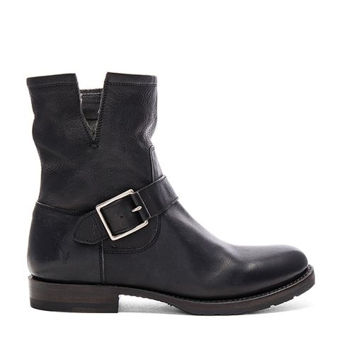 Natalie Short Engineer Boot