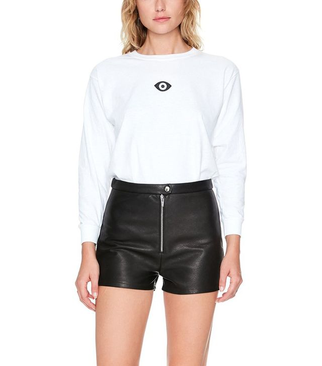 Veda Zip Shorts