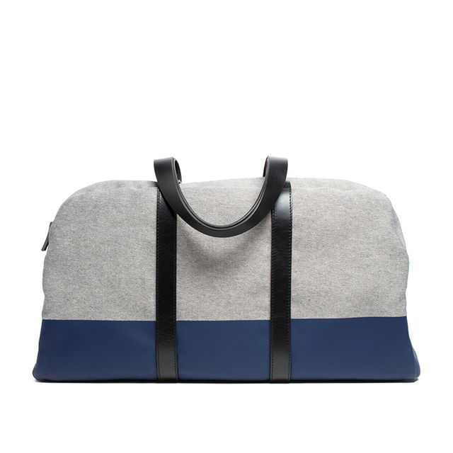Women's Twill Weekender Bag by Everlane in Denim/Navy