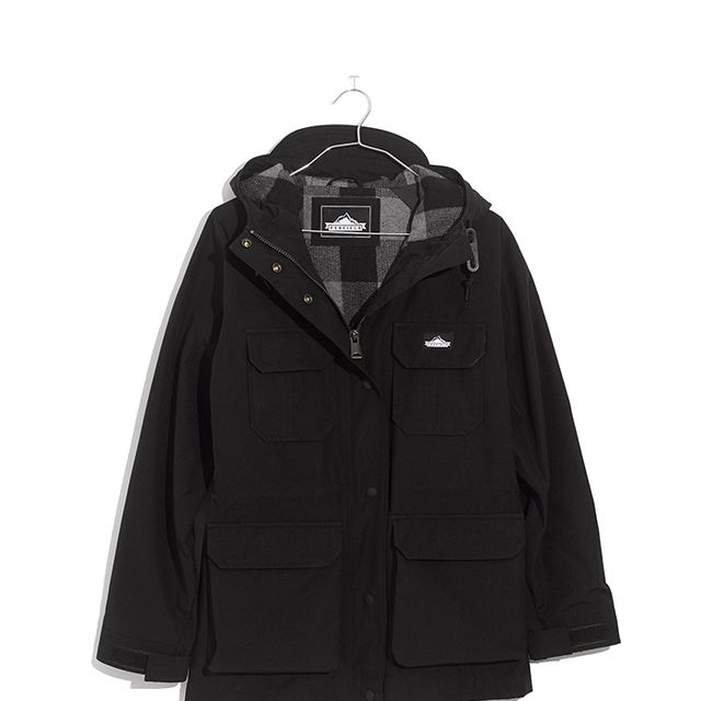 x Penfield® Kasson Jacket in True Black