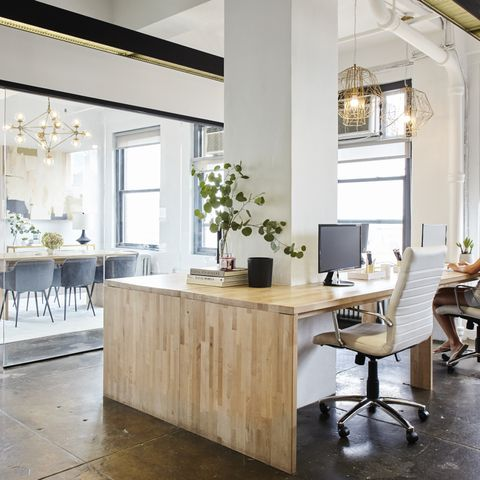 Karlie Kloss's Light-Filled SoHo Office Is a City Girl's Dream