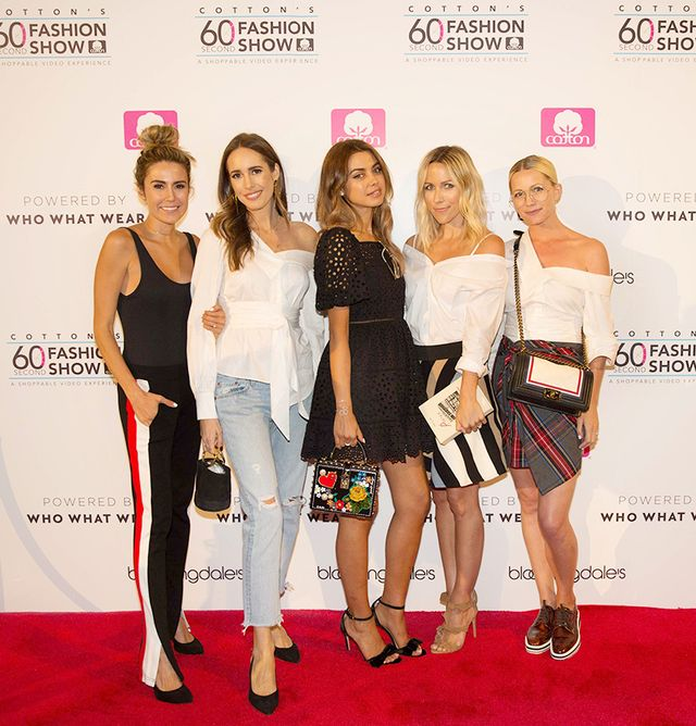 In addition to Cavallari, a slew of stylish influencers attended the show, including our favorite Brit girl, Louise Roe; Jacey Duprie of Damsel in Dior; Annabelle Fleur of The Viva Luxury;...