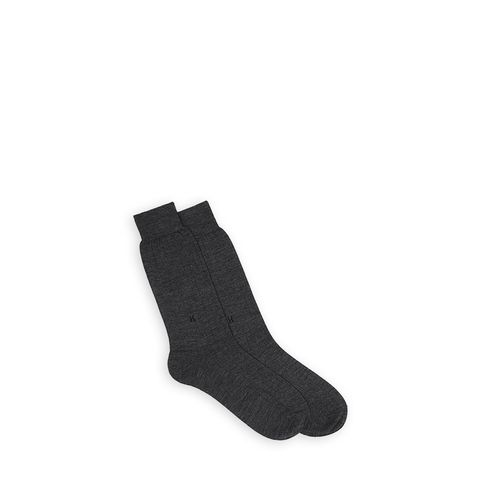 Socks in Anthracite