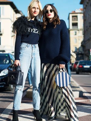 11 Slogan Jumpers the Street Style Set Would Approve Of