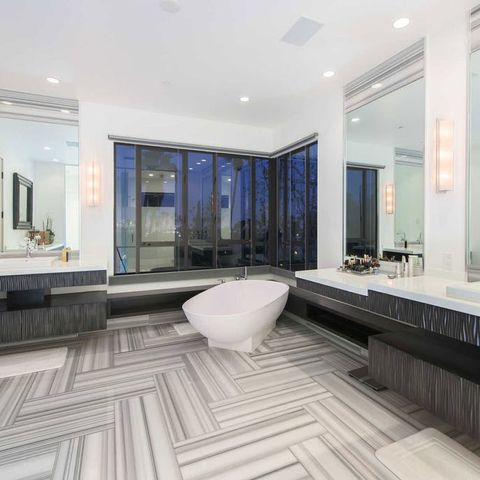 Step Inside Rihanna's Brand-New $6.8 Million West Hollywood Mansion
