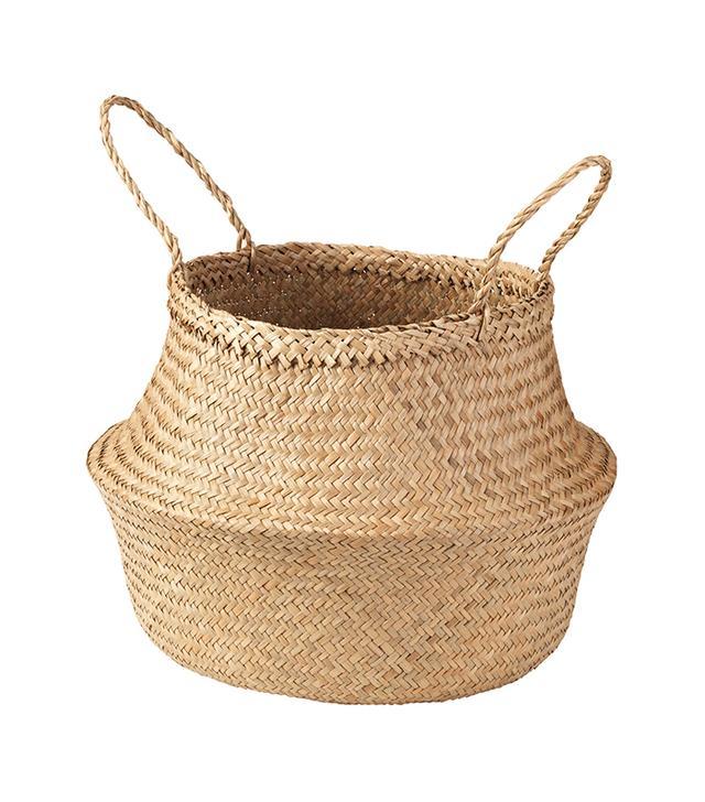 Lafrau Large Seagrass Basket