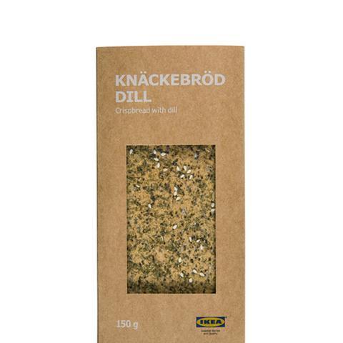 Knäckerbröd Dill Crispbread With Dill