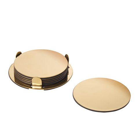 Glattis Coasters With Holder