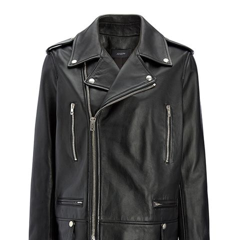 Biker Ryder Leather Jacket
