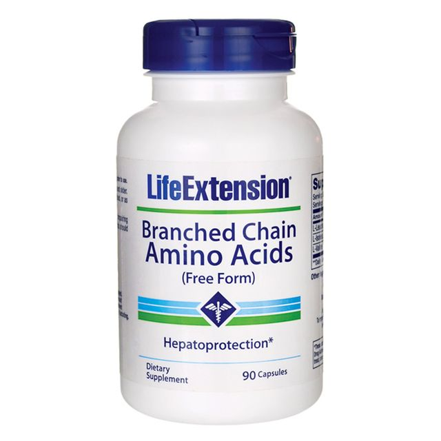 LifeExtension Branched Chain Amino Acids