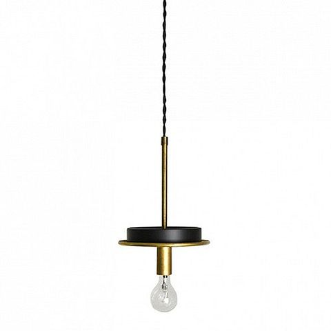 Gitan Brass Pendant Light