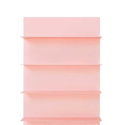 Pink Paper A2 Shelf