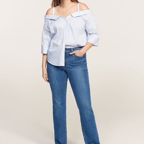 Straight-Fit Rossy Jeans