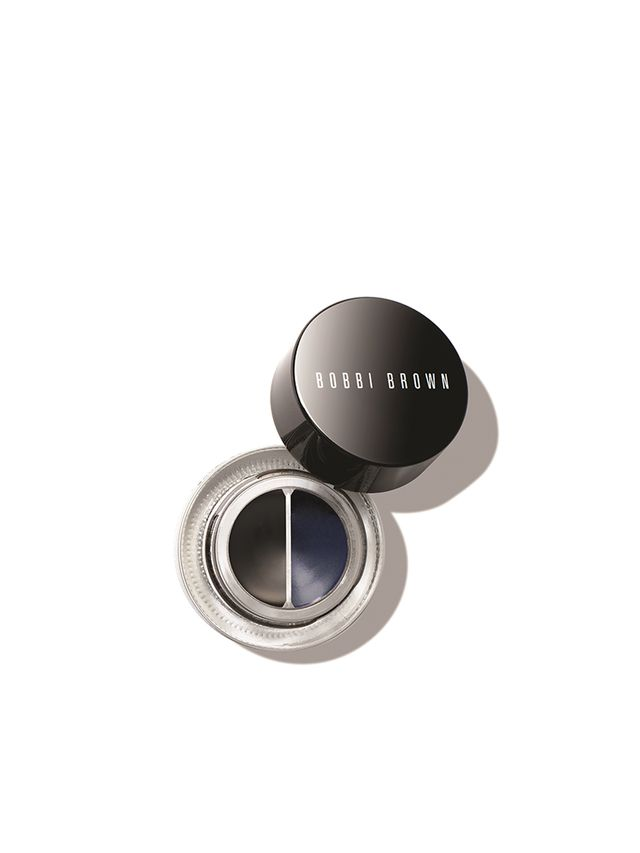 Bobbi Brown Long Wearing Gel Eyeliner Duo in Cobalt Ink/Thunderstorm