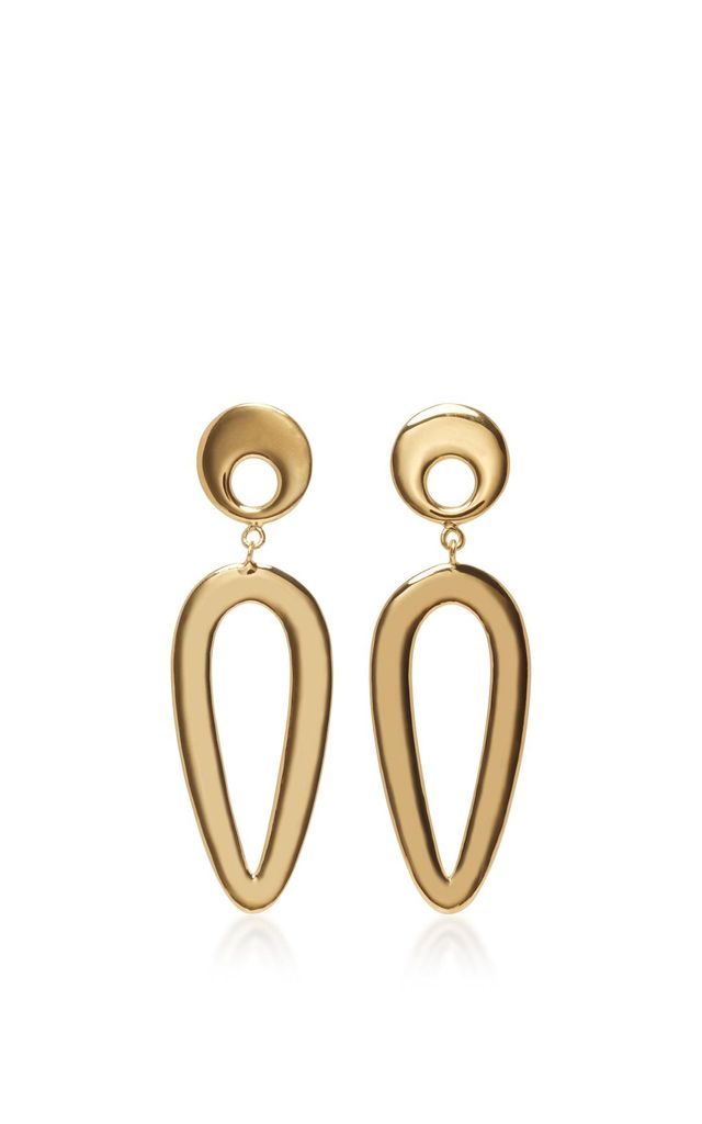 Eva Gold Vermeil Earrings