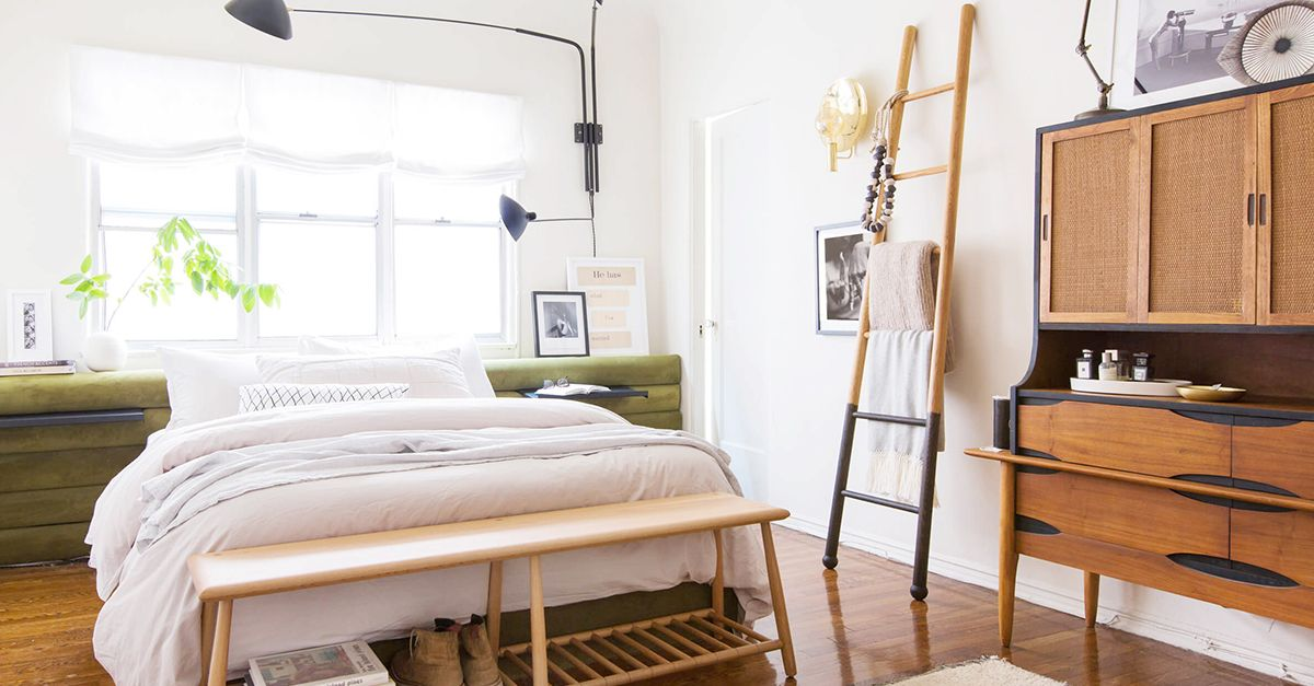 7 Bedroom Storage Ideas Thatu0027ll Pick Up Your Closetu0027s Slack   MyDomaine AU & 7 Bedroom Storage Ideas Thatu0027ll Pick Up Your Closetu0027s Slack ...