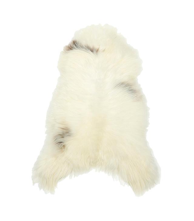Lawson-Fenning Spotted Icelandic Sheepskin