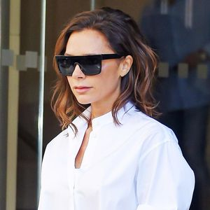 Victoria Beckham Loves This Outfit So Much She Wore It Twice