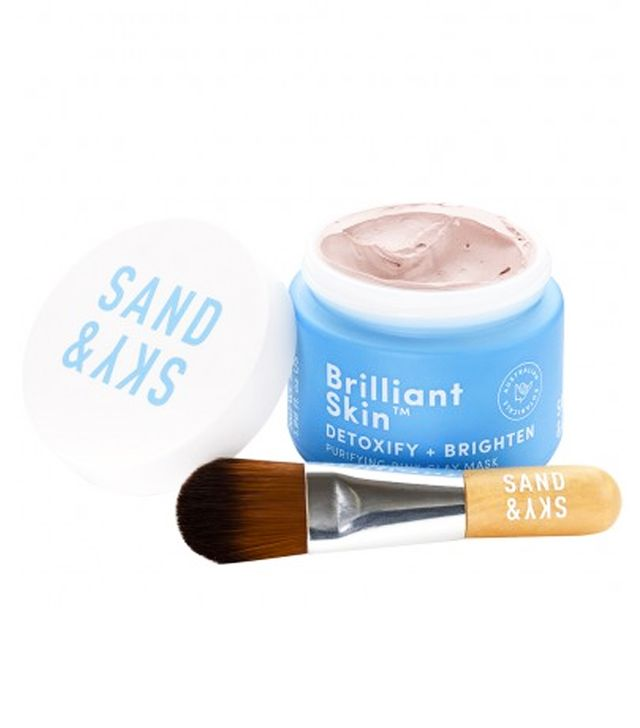 Sand & Sky Purifying Pink Clay Mask Review