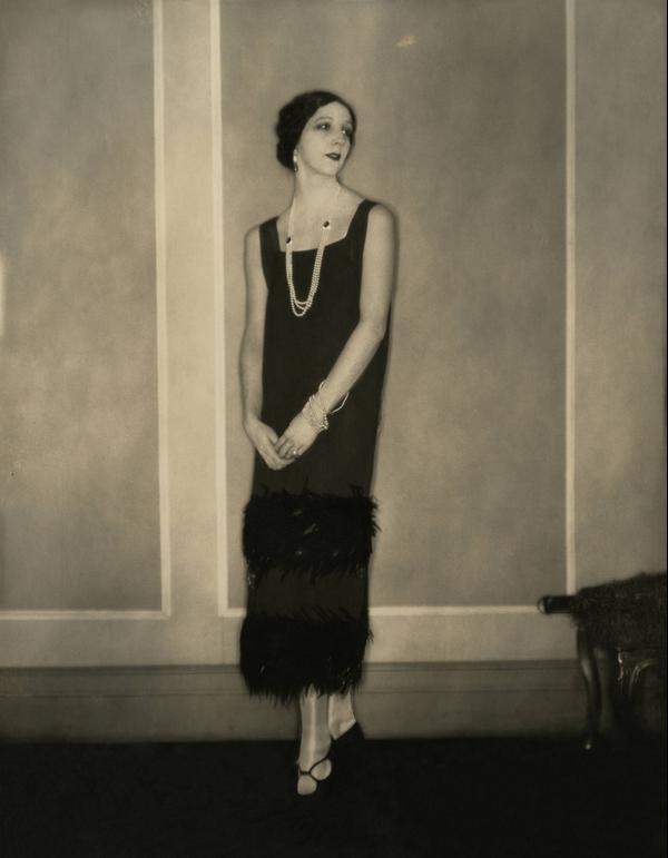 Desiree Lubovska, 1925