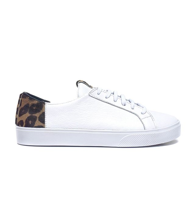 Kaanas San Rafael White Sneakers