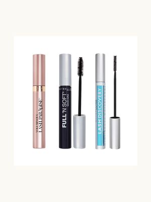 These Are the Drugstore Mascaras Makeup Artists and Beauty Editors Love Most