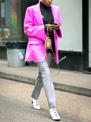 6 Flattering Ways to Style a Long Blazer