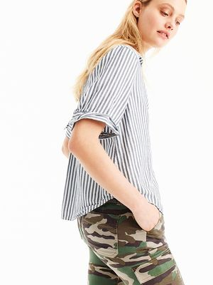 J.Crew Shoppers Are Losing It Over These Camo Pants