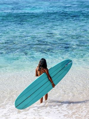 Surf Girls Share Their Must-Have Bikini Styles