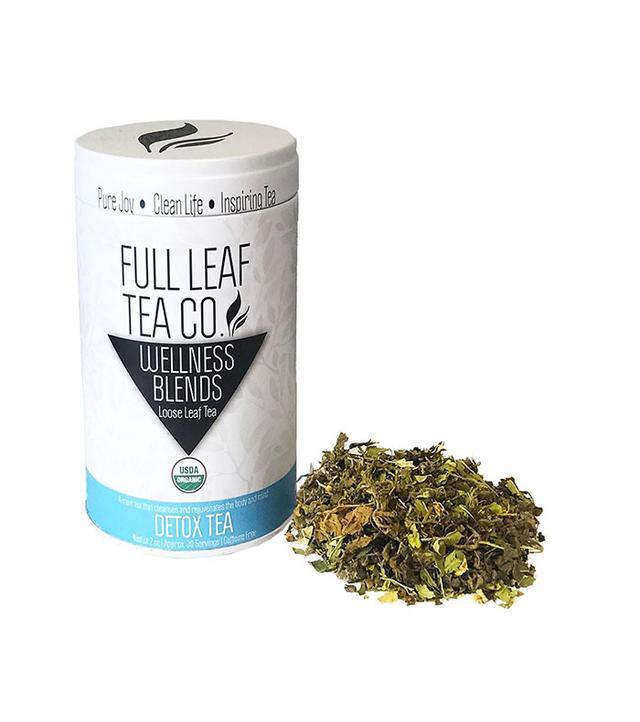 Full Leaf Tea Co. Organic Detox Tea
