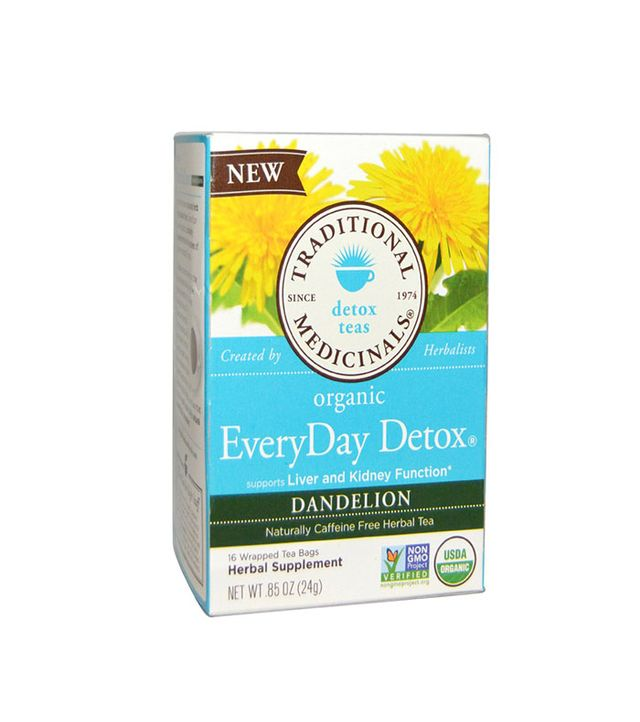 Traditional Medicinals Organic EveryDay Detox: Dandelion